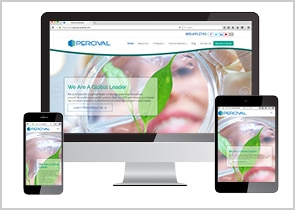 Not Your Ordinary Research Website. The New Percival-Scientific.com