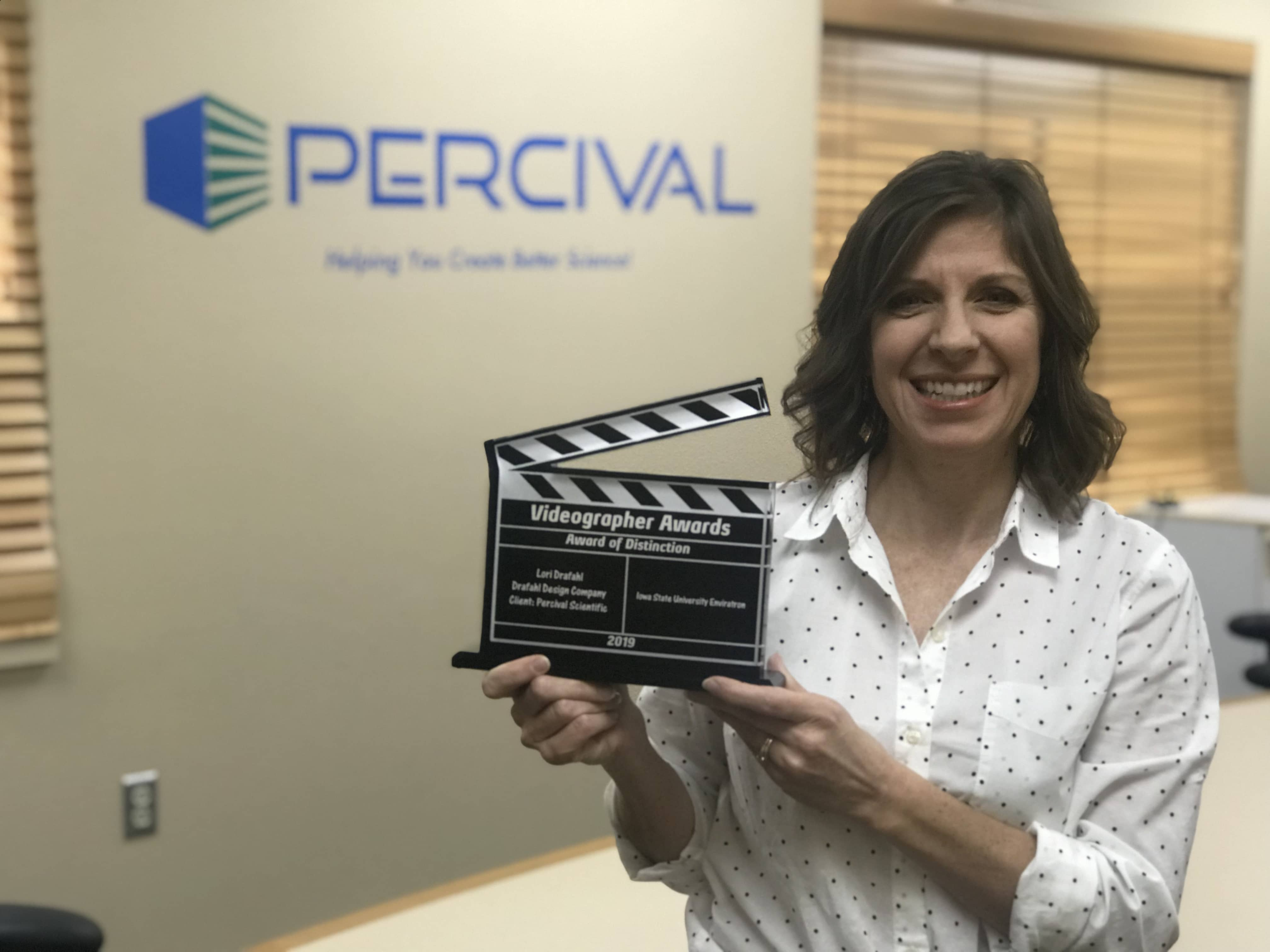 Climate Change Project Wins Video Award