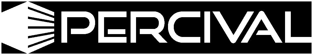 Percival Scientific White Logo